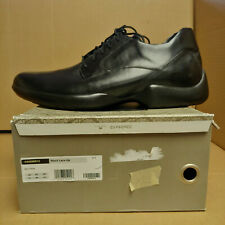 """Aetrex """"Black lace-up"""" Men's size 14W G500MW14"""
