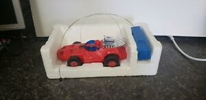 Radio Controlled Spider Man Car Azrak Hamway International 1977