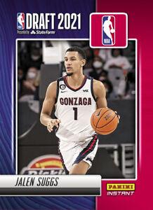 2021-22 Panini Instant NBA Draft Night Jalen Suggs PRESALE