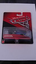 Nuevo 2017 Mattel Disney Cars 3 Diecast Modelo Jackson Storm 2.0 Juguete 1:55 UK Raro