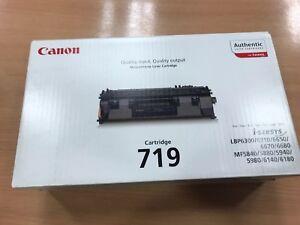 Genuine Canon 719 Black Toner Cartridge 3479B002 - New See details
