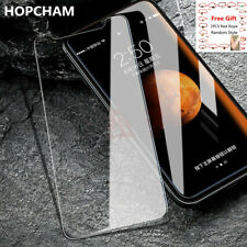 For Apple iPhone 11 Pro X XS Tempered Glass HD Screen Protector Film Guard