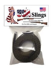 Rifle Sling Dark OD Green Best Match for Magpul™ OD Green - 2 Point Gun Sling