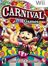Carnival Games (Nintendo Wii, 2007) E - Everyone