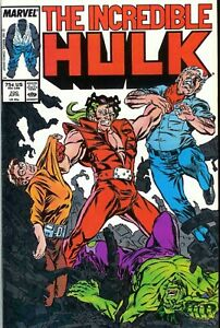 Incredible Hulk #330 VF/NM