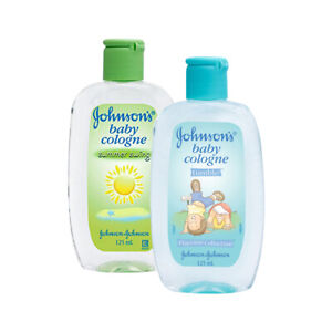 Johnson's Baby Cologne Set Tumble & Summer Swing 125ml