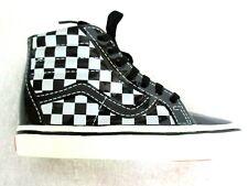 Vans Shoes Ceramic Off The Wall Sk8-Hi Collectible Piggy Bank Checkerboard Nib