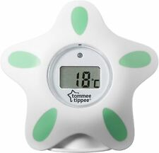 Tommee Tippee CLOSER TO NATURE THERMOMÈTRE DE BAIN Digital Etoile Neuf