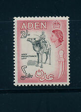 ADEN 1953 DEFINITIVES SG86 2/-  MNH
