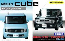 Fujimi Models 1:24 Nissan Cube EX/Agiactive Plastic Model Kit 3937 FJM3937