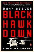 Black Hawk Down by M. Bowden (Mogadishu 1993, 160th SOAR, Delta Force, Rangers)
