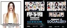Toni & Guy 11 DVD/FONDAZIONE FUTURO & LESSICO, socialmente pericoloso & Collection/Capelli 44