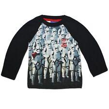 Adidas original Starwars Storm Trooper Suéter de Bebé Villain 2 Long sleeve 62