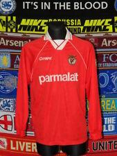 cd8f78032 5 5 Benfica adults XL 1994 original football shirt jersey trikot soccer