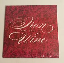 Iron and  Wine / Next To Paradise & Dirty Dream / 2014 RSD US 45 / Mint Sealed
