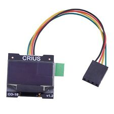 New CRIUS CO-16 OLED Display Module V1.2 for MWC MultiWii Flight Control Board