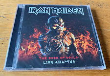 IRON MAIDEN The book of souls: Live Chapter  - CD