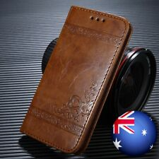 For iPhone 11 Pro XS Max XR X 8 7 6s Plus Leather Wallet Magnetic Flip Card Case