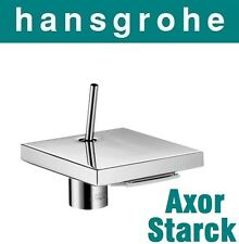 Hansgrohe Axor Starck X 10205000 Single Lever Bidet Mixer w/Pop-up Waste Set NIB