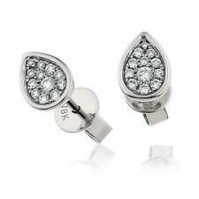 Butterfly Drop/Dangle Excellent Fine Diamond Earrings