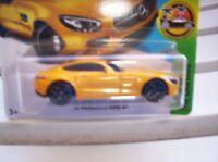 MERCEDES AMG GT  - HOT WHEELS - SCALA 1/55