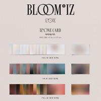 IZ*ONE 1st Album BLOOM*IZ Official Card