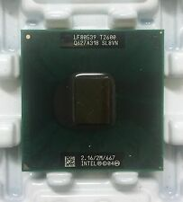 Intel Core Duo T2600 SL8VN 2.1GHz 2M 667MHz Socket M Mobile CPU Processor