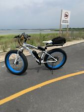 500w 48v Fat Tire Ebike Cyrusher 660