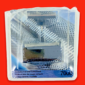 Original Braun 7000 Series Syncro Pro Syncro Replacement Combo NEW OPEN BOX