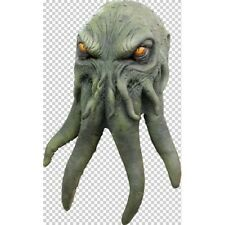 Cthulhu tête complète latex masque adulte halloween déguisements halloween