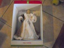 New ! Decor Christmas Tree Angel Tree Topper
