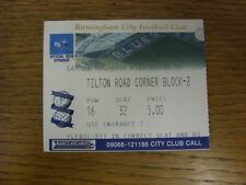 09/08/2003 Ticket: Birmingham City v Mallorca [Friendly] . Thank you for viewing
