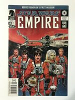 STAR WARS EMPIRE #12 (2003) | NEWSSTAND; ROGUE SQUADRON 1ST MISSION; TAPE PULL