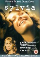 SYLVIA starring Gwyneth Patrow  (N43) {DVD}