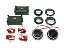 "Rockford Fosgate Punch P1T-S 1"" Car Tweeter Kit 240 W"