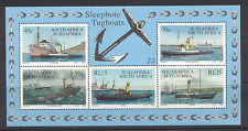 RSA 1994 Ships/Tug Boats/Nautical 5v m/s (ref:s4111)