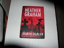 The Death Dealer by Heather Graham (2008) SIGNED 1st/1st