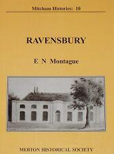 RAVENSBURY LOCAL HISTORY Lower Mitcham Merton South London River Wandle Morden