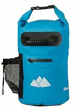 Wealers Premium Waterproof Lightweight Dry Sack/Dry Bag Ski Backpack Adjustable