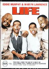 Life DVD EDDIE MURPHY MARTIN LAWRENCE New Sealed Australia Region 4