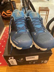 On Running Cloudflyer Blue/White UK 6.5 M