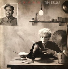 JAPAN - Tin Drum (LP) (VG/G+)