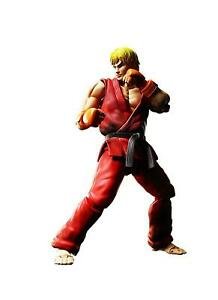 NEW! Bandai Tamashii Nations S.H. Figuarts Street Fighter Ken Masters Action Fig