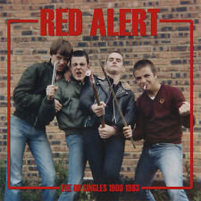RED ALERT The Oi! Singles 1980-1983 LP Reissue Punk Oi skinhead skin boots beer