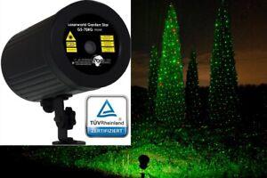 Laserworld GS-70RG Laserstrahlen Grating Gartenlaser Strahler NEU #14