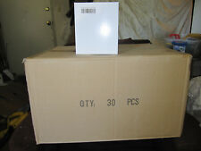Box Of 30 New Big Size Stereo Headphones 6' Cable With Volume Control 504085-001
