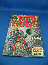 NEW GODS 1 VG F FIRST ISSUE KIRBY 1971