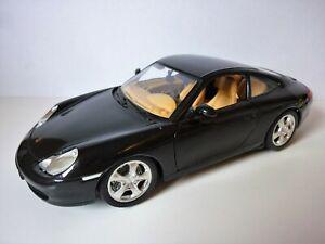 Burago Porsche Carrera 911 - 1/18 model (1997) - RB0128