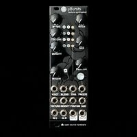 uBurst (uClouds) Micro Mutable Instruments Clouds Eurorack Synth Module