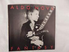 "ALDO NOVA ""FANTASY"" PICTURE SLEEVE! BRAND NEW! ONLY NEW COPY ON eBAY!!"